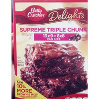 Betty Crocker™ Supreme Triple Chunk Brownie Mix uploaded by Ana S.