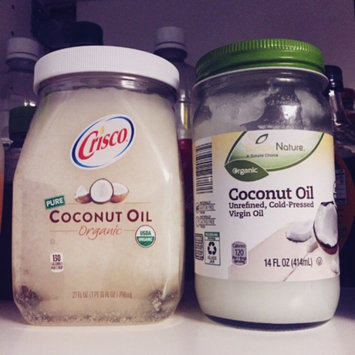 Photo of Crisco® Pure Organic Coconut Oil 27 fl. oz. Jar uploaded by Sarah T.