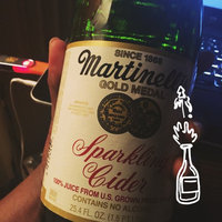 Martinelli's Gold Medal Sparkling Apple Cider uploaded by Cynthia A.