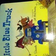 The Little Blue Truck Board Book uploaded by Caroline O.