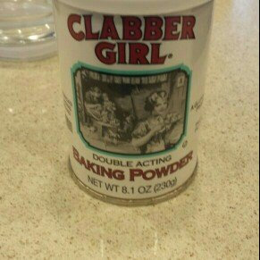 Clabber Girl Double Acting Baking Powder uploaded by Erin H.