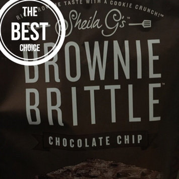 Photo of Sheila G's Brownie Brittle Chocolate Chip uploaded by Stephanie C.