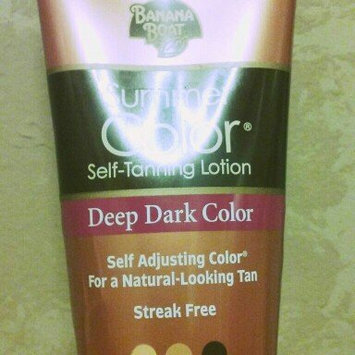 Photo of Banana Boat Summer Color Self-Tanning Lotion uploaded by Amanda W.