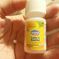 Hyland's 4 Kids Calm 'n Restful Quick-Dissolving Tablets, 125 ea uploaded by Melissa H.
