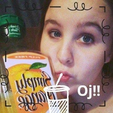 Simply Orange Medium Pulp Orange Juice with Calcium & Vitamin D uploaded by Sara P.
