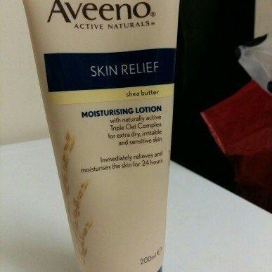 Aveeno® Aveeno Aveeno Active Naturals Skin Relief Moisturizing Shower Bath Oil uploaded by shima b.