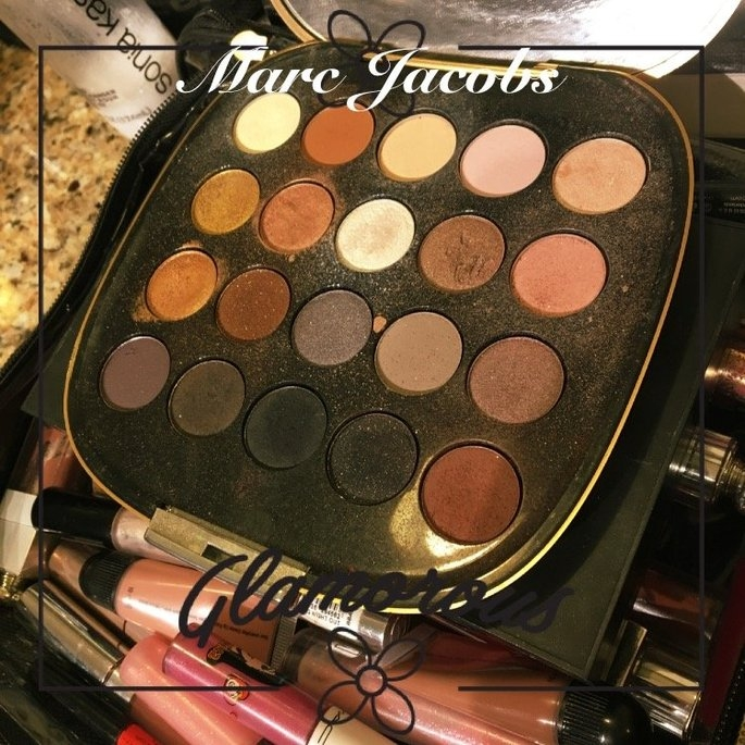 Marc Jacobs Beauty Style Eye Con No 20 Eyeshadow Palette uploaded by Aerial P.