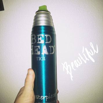 Photo of Tigi Bed Head Masterpiece Massive Shine Hairspray uploaded by Sarah R.