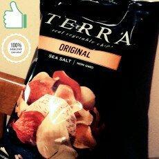 Photo of TERRA® Exotic Vegetable Chips Original Sea Salt uploaded by margo s.