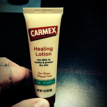 Photo of Carmex® Healing Lotion With Aloe & Vitamin uploaded by Ashley N.
