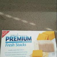 Nabisco Premium Original Fresh Stacks Saltine Crackers uploaded by Ambertiera B.