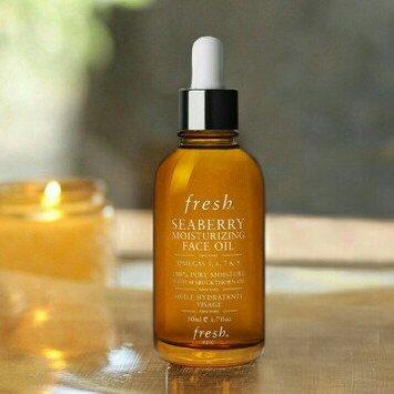 Fresh Seaberry Moisturizing Face Oil uploaded by Michaela J.
