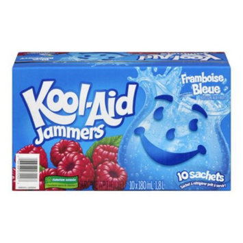 Photo of Kool-Aid Jammers Blue Raspberry Flavored Drink uploaded by Frish Q.