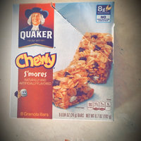 Quaker Chewy Granola Bars, S'mores uploaded by Roseddy Piña D.