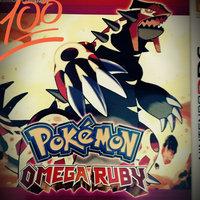 Pokémon: Omega Ruby (Nintendo 3DS) uploaded by Talissa G.