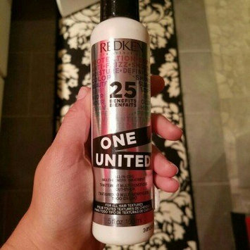 Photo of Redken One United All-In-One Multi-Benefit Treatment - 5.3 oz. uploaded by Lindsey S.