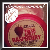 NSPA Fresh Sweet Raspberry Rich Body Butter, 6.76 fl oz uploaded by Stacie D.