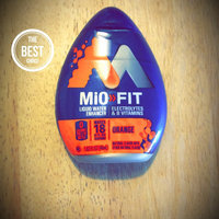 Mio MIO FIT Orange 1.62oz uploaded by Nida S.