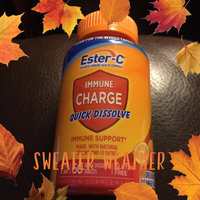 Ester-C Vitamin C Immune Charge Quick Dissolve, 60 Ct uploaded by Victoria G.