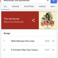 The Alchemist - Album by Witchcraft uploaded by Nancy C.