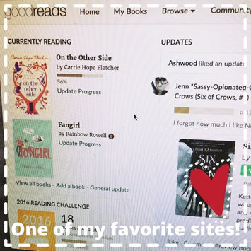 Photo of Goodreads.com  uploaded by Stephanie S.