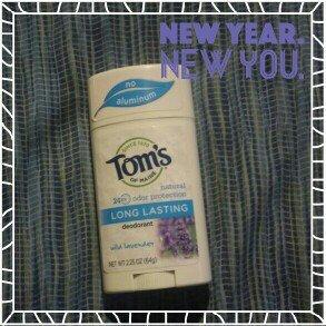 Photo of Tom's OF MAINE ANTIPERSPIRANT & DEODORANT Unscented Long Lasting Deodorant uploaded by Rachel V.
