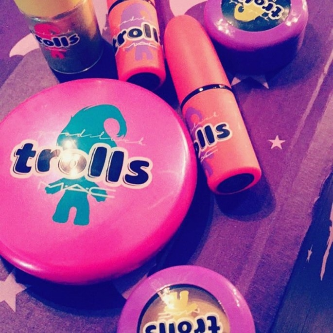 MAC Good Luck Trolls Lipstick Collection uploaded by April G.