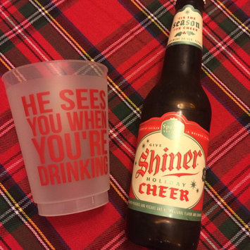 Photo of Shiner Holiday Cheer - 12 PK uploaded by Christina B.