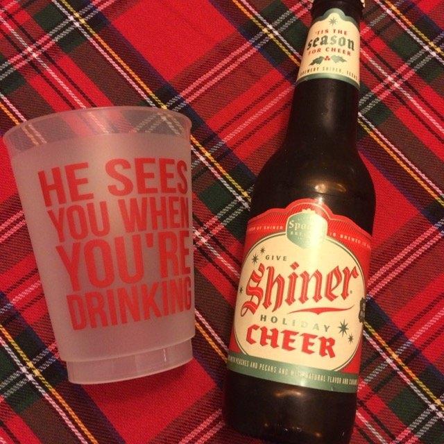 Shiner Holiday Cheer - 12 PK uploaded by Christina B.