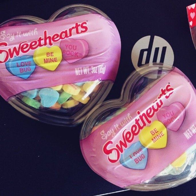 Sweethearts Candies uploaded by Jasmine O.