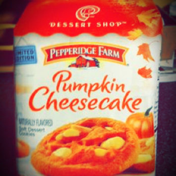 Photo of Pepperidge Farm® Dessert Shop™ Pumkin Cheesecake Soft Dessert Cookies uploaded by Brittney G.