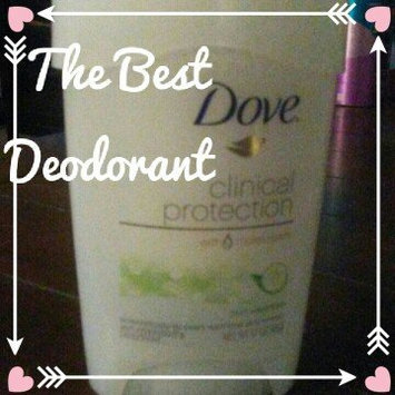 Photo of Dove Clinical Protection Antiperspirant Original Clean uploaded by SARAH L.