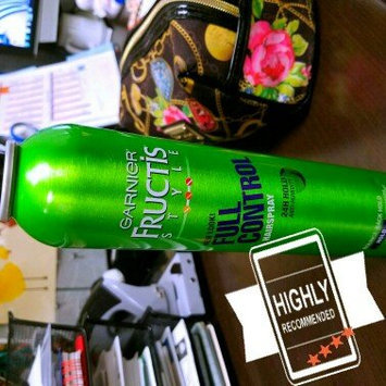 Photo of Garnier Fructis Style Full Control Anti-Humidity Aerosol Hairspray uploaded by Jaime H.