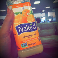 Naked Juice® O-J 100% Orange Juice 64 fl oz. Bottle uploaded by Yvonne G.