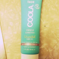 COOLA Mineral Face SPF 20 Unscented Moisturizer uploaded by ANDREA M.