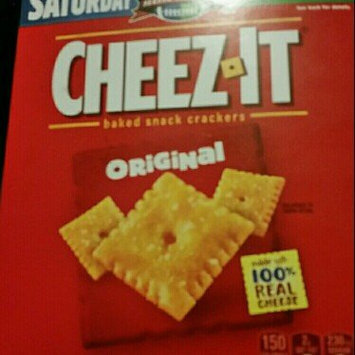 Cheez-It® Original Baked Snack Crackers uploaded by Tyler p.