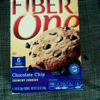 Fiber One Crunchy Chocolate Chip Cookies uploaded by Trish R.