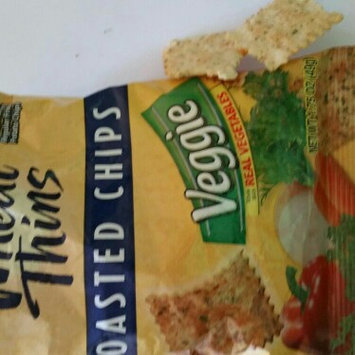Nabisco Toasted Chips Toasted Veggie Wheat Thins 1.75 Oz Bag uploaded by Traci  F.