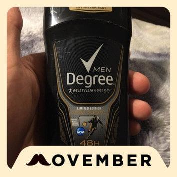 Degree Men Deodorant, Adrenaline Series, Sport Defense, 3 oz uploaded by Gaby L.