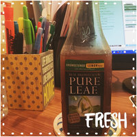 Lipton® Pure Leaf Real Brewed Unsweetened Iced Tea uploaded by Alyssa H.