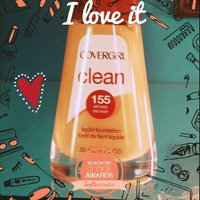 COVERGIRL Clean Normal Liquid Makeup uploaded by Yesenia P.