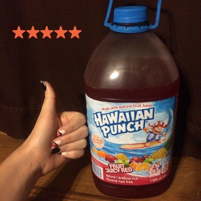 Hawaiian Punch : Punch Fruit Juicy Red uploaded by Cheyenne B.