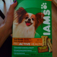 Iams ProActive Health Adult Dog Small Biscuits 24 Oz uploaded by Julieanna M.