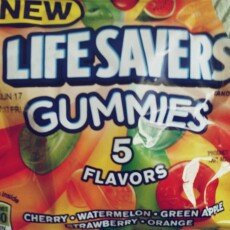 Photo of Life Savers Five Flavor Gummies uploaded by Maria W.