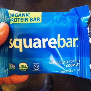 Photo of Squarebar BG18432 Squarebar Chocolate Coconut Bar - 12x1.7OZ uploaded by Emely O.