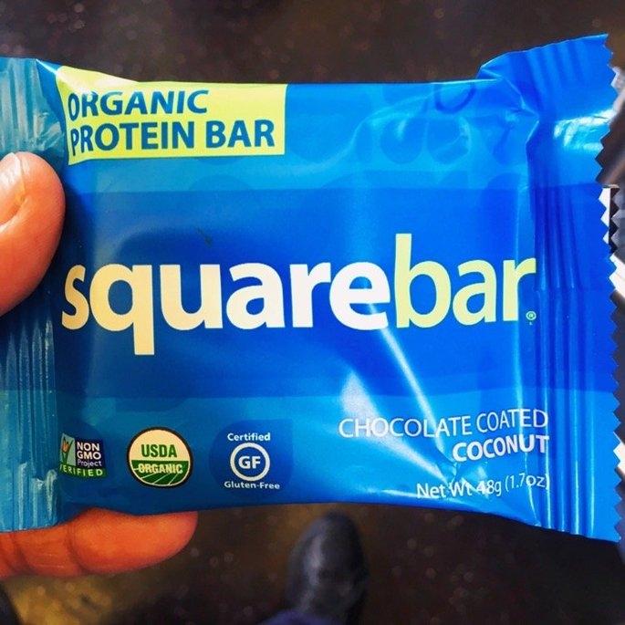 Squarebar BG18432 Squarebar Chocolate Coconut Bar - 12x1.7OZ uploaded by Emely O.