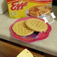 Kellogg's Eggo Homestyle Waffles uploaded by Yajaira H.