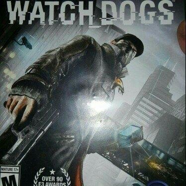 UBI Soft Watch Dogs (Xbox One) uploaded by Erica S.