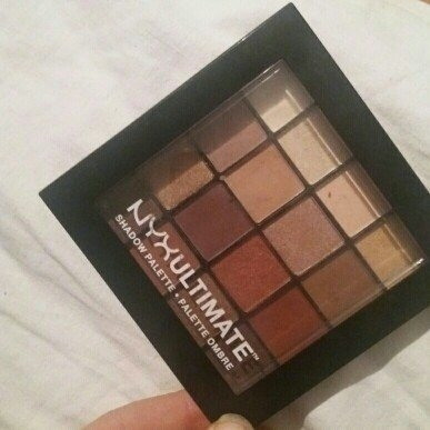 NYX Cosmetics Ultimate Shadow Palette uploaded by Јеца С.