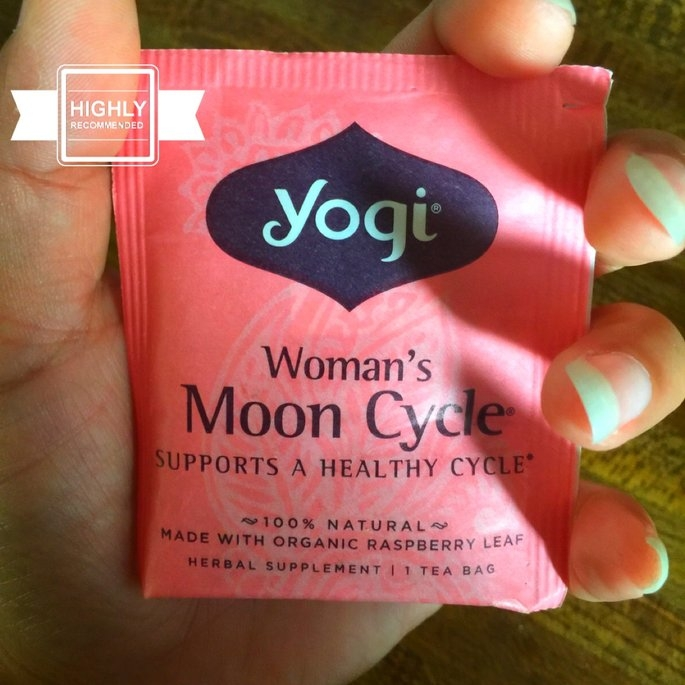 Yogi Tea Woman's Moon Cycle Herbal Tea uploaded by Shanda M.
